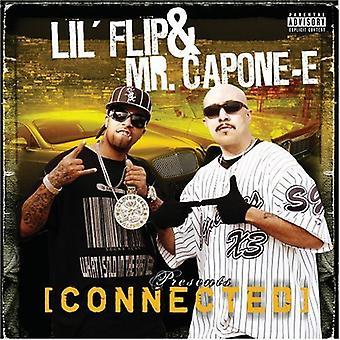 Lil' Flip & Mr. Capone-E - tilsluttede [CD] USA import