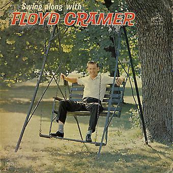 Floyd Cramer - Swing Along with Floyd Cramer [CD] USA import