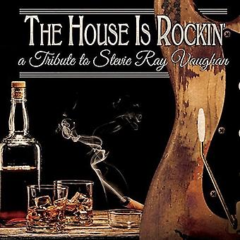 Huset er rockin ' - en hyldest til Stev - The House er Rockin-en hyldest til Stev [CD] USA import