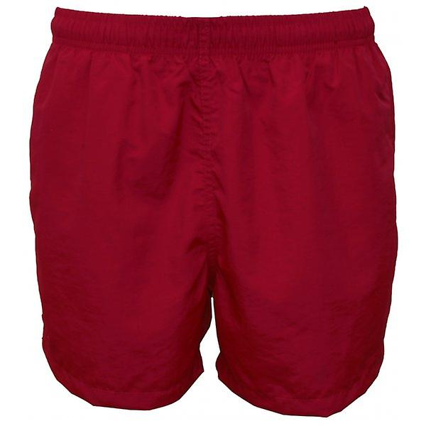Jockey Basic Swim Shorts, Red