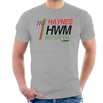 Haynes Castrol Motor Oil Herren T-Shirt