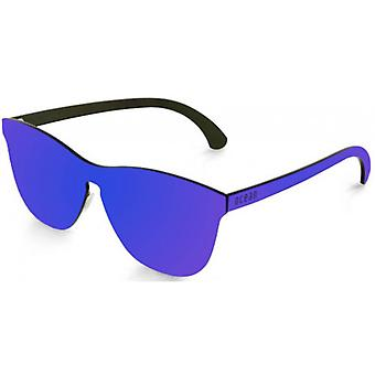 Ocean La Mission Flat Lense Sunglasses - Dark Blue
