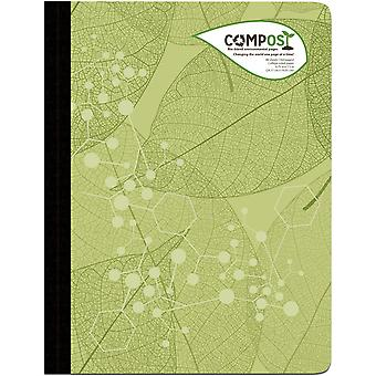 Compost Composition Notebook 9.75