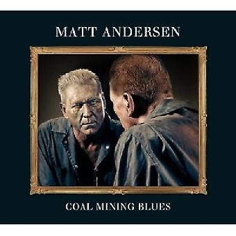 Matt Andersen - kul minedrift Blues [CD] USA import