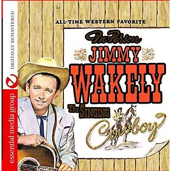 Jimmy Wakely - The Singing Cowboy [CD] USA import