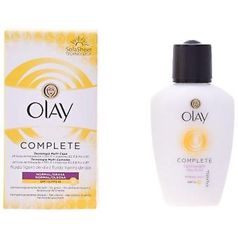 Olay Day Fluid Spf15 100Ml (Cosmetics , Facial , Body  , Sun protection , Sun protection)