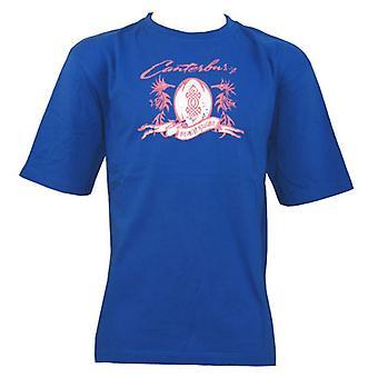 CCC beach rugby tattoo t-shirt junior [royal blue]