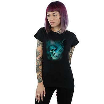 Harry Potter Women's Voldemort Dark Mark Mist T-Shirt