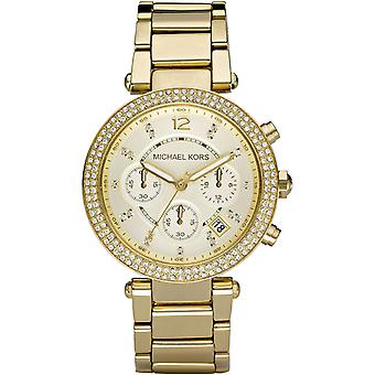 Michael Kors Damen Parker Chronograph Watch MK5354
