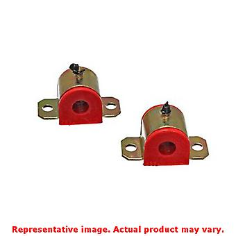 Energy Suspension Sway Bar Bushing Set 3.5202R Red Front Fits:CHEVROLET 1967 -