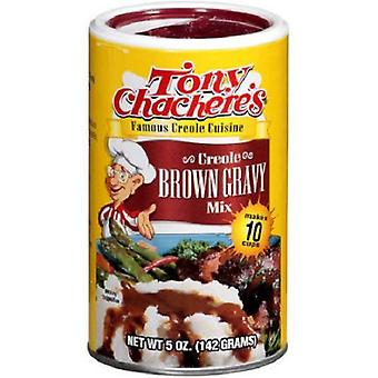 Tony Chachere Creole brun sovs Mix