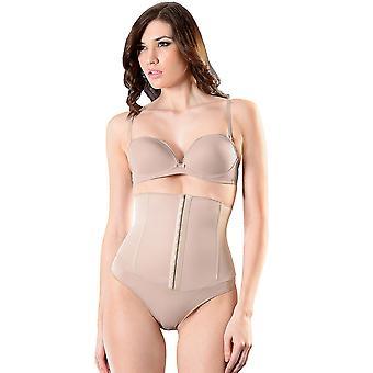 Esbelt ES3100 kvinners naken firma/Medium kontroll slanking forme belte