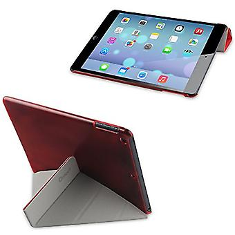 Cover was Muvit MUCTB0207 fold 'N' case for Apple iPad 5 - red
