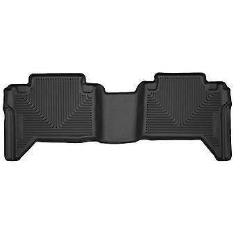 Husky Liners 2nd Seat Floor Liner passer 05-18 Tacoma Double Cab Pickup