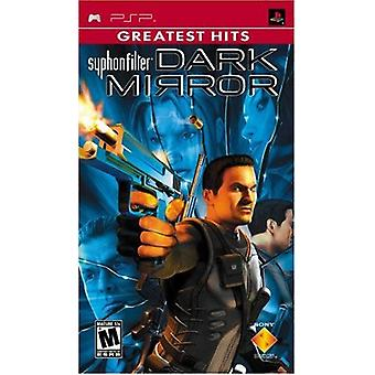 Syphon Filter Dark Mirror PSP plus grand Hits jeu