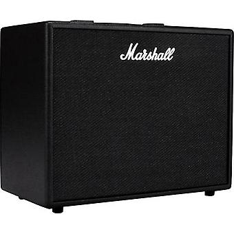 Electric guitar amplifier Marshall CODE 50 Black