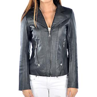 Bristol Womens Leather Jacket