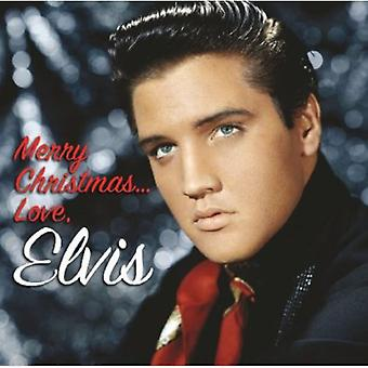 Elvis Presley - importation USA Merry Christmas Love Elvis [CD]