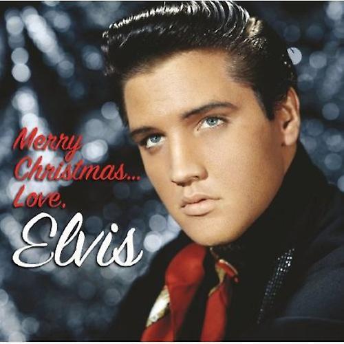 Elvis Presley - Merry Christmas Love Elvis [CD] USA import