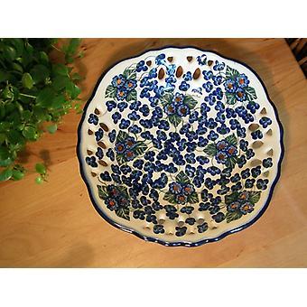 Bowl of unique 46 - BSN 0152 gebrochem edge, Ø 23 cm, 5 cm high,