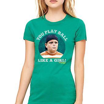 Sand bolden ligesom en pige mænds Kelly Grøn T-shirt