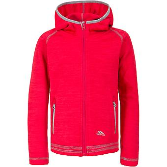Overtreding meisjes goedheid Polyester Full Zip Hooded Fleece jas jas