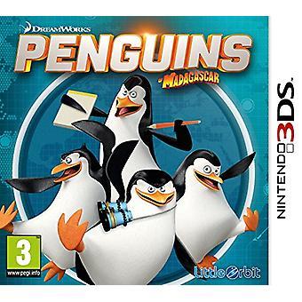 Penguins of Madagascar (Nintendo 3DS)