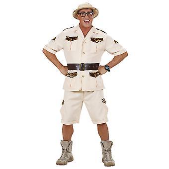 Safari Man (Shirt Shorts Belt)