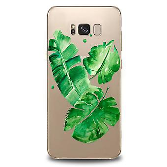 Tropical Summer cover for Samsung Galaxy S8