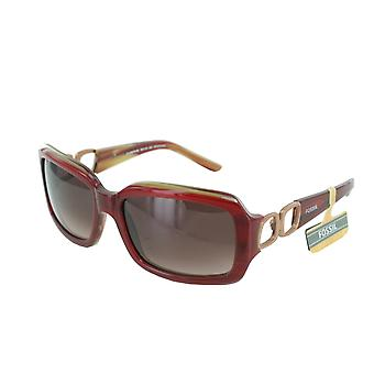 Fossil sunglasses Claremore red stripe PS7179632