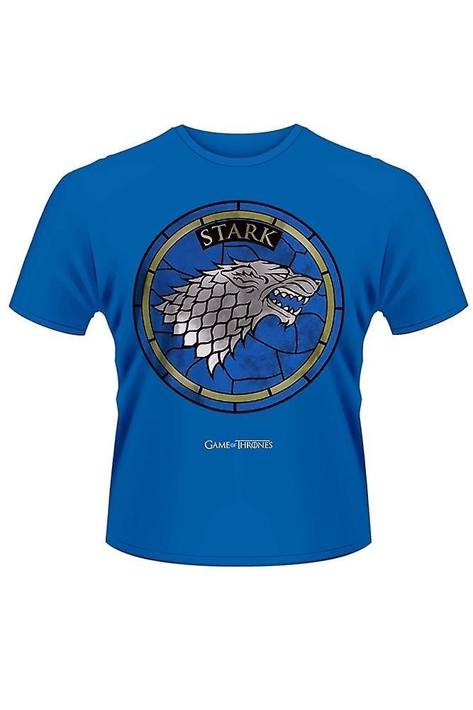 GAME OF THRONES - HOUSE STARK - T-Shirt Men's[S]