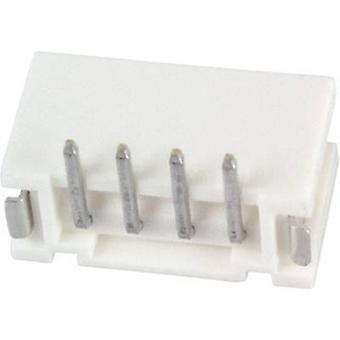JST Built-in pin strip (standard) PH Total number of pins 4 Contact spacing: 2 mm B4B-PH-SM4-TB (LF)(SN) 1 pc(s)
