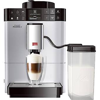 Melitta Passione OT F53/1-101 Fully automated coffee machine Silver-black