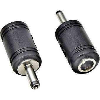 BKL eletrônico baixa potência adaptador baixa potência plug - baixa potência soquete 4 mm mm 1,7 5,6 mm 2,1 mm 1 computador (es)