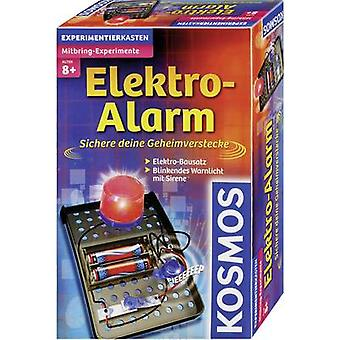 Science kit Kosmos Mitbring-Experimente Elektro-Alarmanlage 659172 8 years and over
