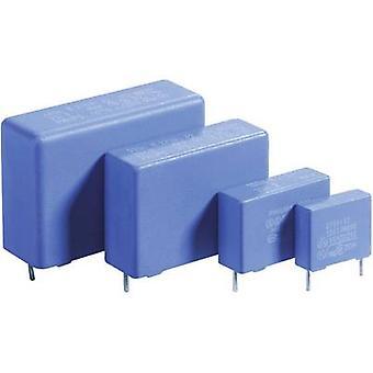 1 pc(s) MKP thin film capacitor Radial lead 0.047 µF 275 V AC 20 % 15 mm (L x W x H) 17.5 x 5 x 11 mm