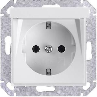 Sygonix Insert PG socket SX.11 Sygonix white, (gl