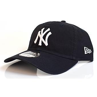 New Era NY Yankees Washed 9 Twenty Cap - Black