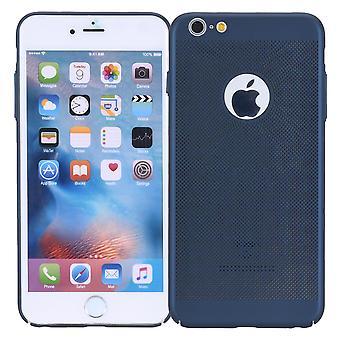 Cell phone case for Apple iPhone 8 plus dække tilfælde pose dække tilfælde blå