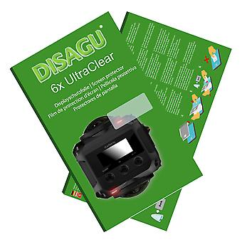 Garmin Virb 360 screen protector - Disagu Ultraklar protector