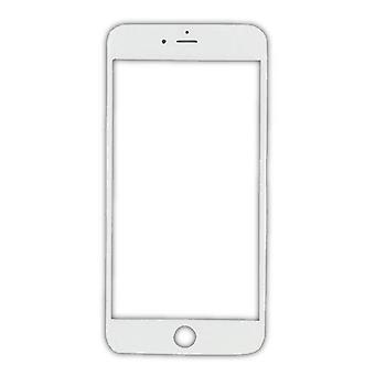 Stuff Certified® iPhone 7 A + vitre frontale de qualité - blanc