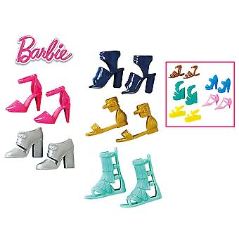 Barbie Barbie Pack De Zapatos