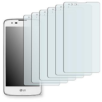 LG X max display protector - Golebo crystal clear protection film