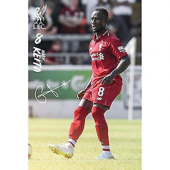 Liverpool Poster Keita 45