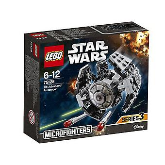 LEGO 75128 TIE Advanced prototipo