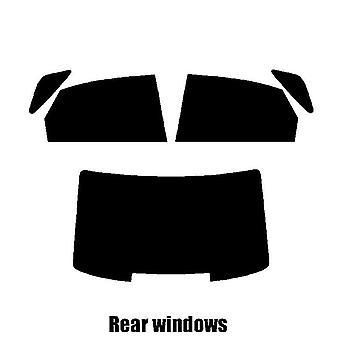 قبل قص صبغة نافذة-أودى A8 صالون الباب 4-2004 إلى 2009-windows خلفي
