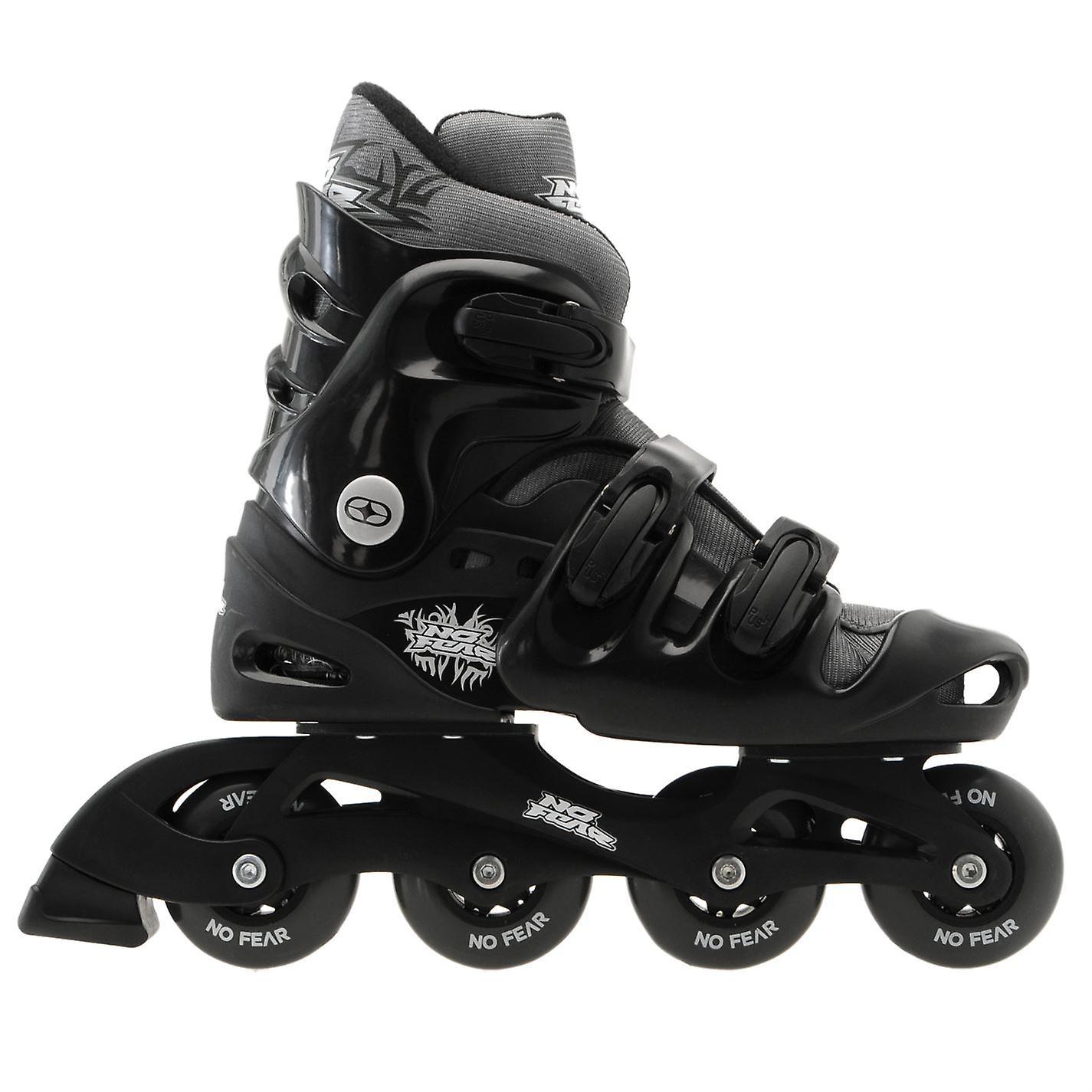 No Fear Mens Inline Skate Roller Skates