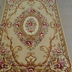 Handmade  wool carpet large Taille rugs europe floral living room coffee table carpet bedroom carpet wall to wall carpet wc-001