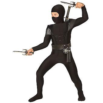 Ninja Bodysuit Black (S)