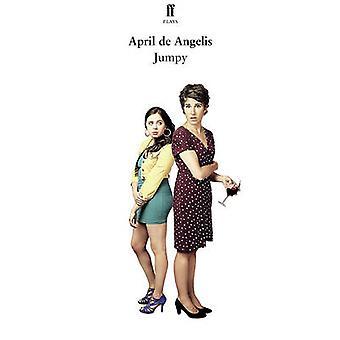 Nervoso (principal) por April De Angelis - livro 9780571299126
